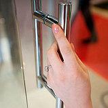 Шторка на ванну GuteWetter Slide Part GV-862 правая 150 см стекло бесцветное, профиль хром, фото 4