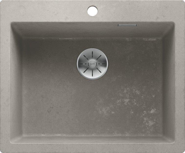 Мойка кухонная Blanco Pleon 6 стиль бетон