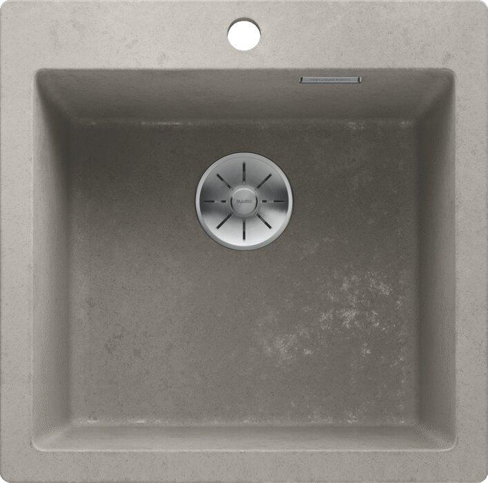 Мойка кухонная Blanco Pleon 5 стиль бетон