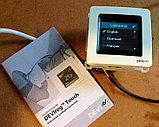 Терморегулятор Devi Touch white, фото 4