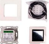 Терморегулятор Devi Touch white, фото 5