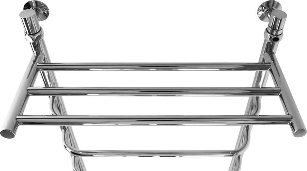 Полотенцесушитель водяной Aquanerzh Скоба с полкой 120х60
