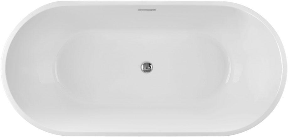 Акриловая ванна Swedbe Vita 8803