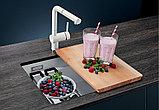 Мойка кухонная Blanco Etagon 500-U 525149 белая, фото 2