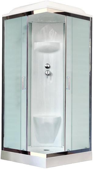 Душевая кабина Royal Bath RB90HP6-WC-CH