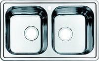 Мойка кухонная Iddis Strit STR78P2i77