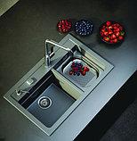 Мойка кухонная Alveus Atrox Granital 50 concrete, фото 4