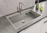 Мойка кухонная Blanco Etagon 8 стиль бетон, фото 2