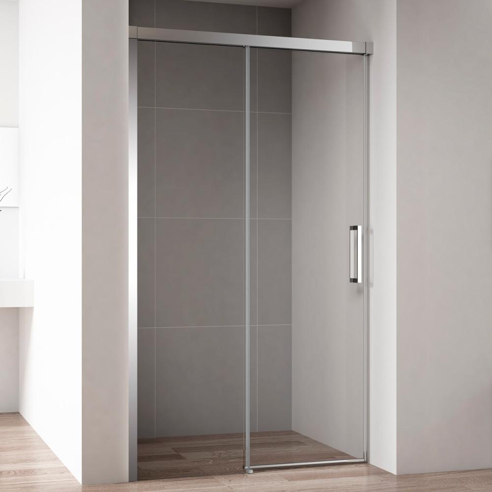 Душевая дверь в нишу Cezares Duet Soft BF 1 120 C Cr