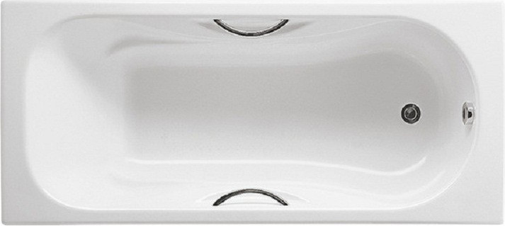 Чугунная ванна Roca Malibu 2315G000R 150х75 см
