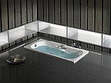 Чугунная ванна Roca Malibu 2315G000R 150х75 см, фото 2