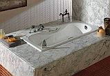 Чугунная ванна Roca Malibu 2315G000R 150х75 см, фото 6