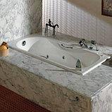 Чугунная ванна Roca Malibu 2315G000R 150х75 см, фото 7