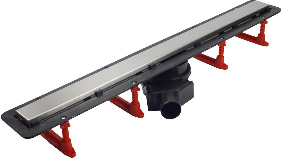 Душевой лоток Pestan Confluo Frameless Line 750 матовый хром