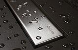 Душевой лоток Pestan Confluo Frameless Line 750 матовый хром, фото 4