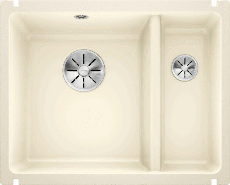 Мойка кухонная Blanco Subline 350/150-U магнолия