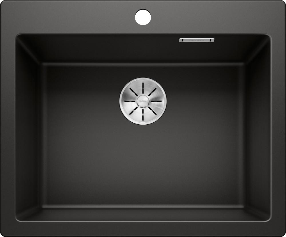 Мойка кухонная Blanco Pleon 6 черная