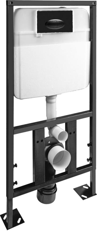 Система инсталляции для унитазов SantiLine SL-03 с кнопкой смыва