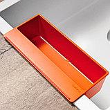 Мойка кухонная Blanco Sity XL 6 S белая, аксессуары апельсин, фото 3