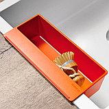 Мойка кухонная Blanco Sity XL 6 S белая, аксессуары апельсин, фото 4