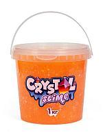 "Игрушка ""Slime"" Crystal slime, апельсиновый, 1 кг"