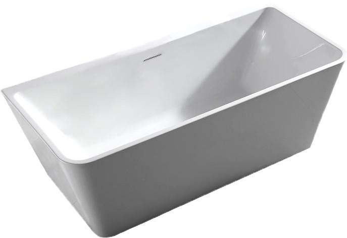 Акриловая ванна Abber AB9298