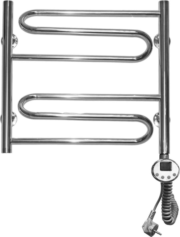 Полотенцесушитель электрический Domoterm Офелия П6 50x50, хром, R