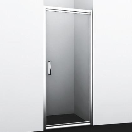Душевая дверь в нишу Wasserkraft Salm 27I12 100 см