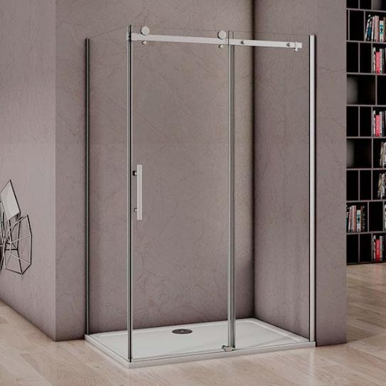 Душевой уголок Good Door Altair WTW+SP 110х90х195 см