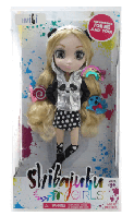 Кукла Shibajuku Girls Мики 4 (33 см)