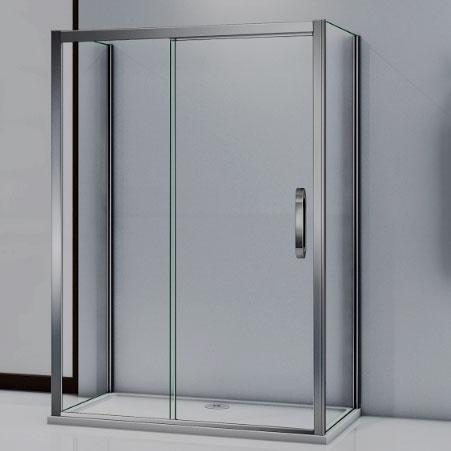 Душевой уголок Good Door Antares WTW+SP+SP 130х90х90х195 см
