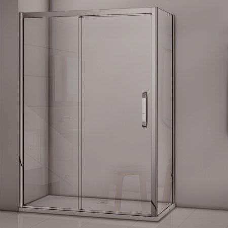 Душевой уголок Good Door Antares WTW+SP 130х80х195 см