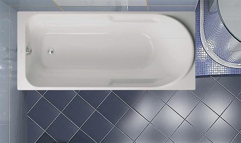 Акриловая ванна Vagnerplast Hera 180 ультра белая
