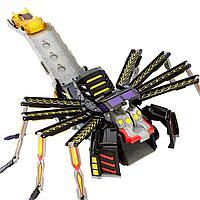 Игрушка-паук Робот-трансформер Mecard Mega Aractula от 6 лет