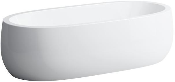 Акриловая ванна Laufen Alessi 2.4597.2.000.000.1