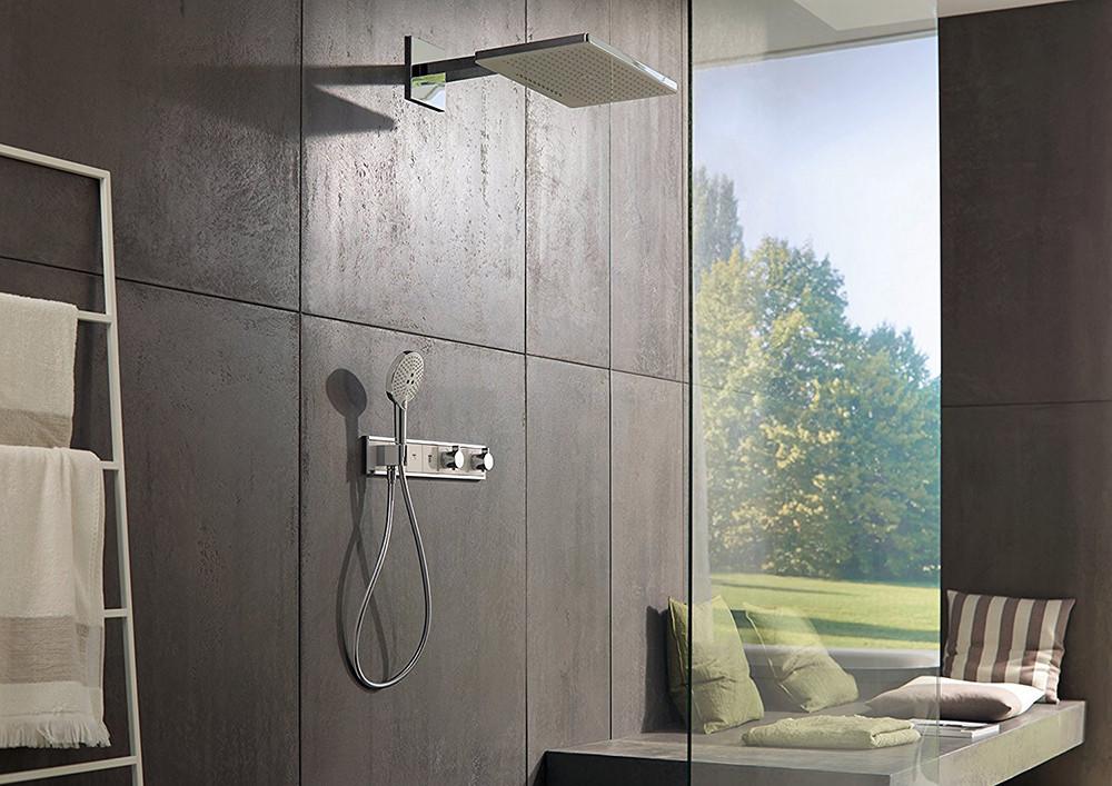 Верхний душ Hansgrohe Rainmaker Select 460 24007400