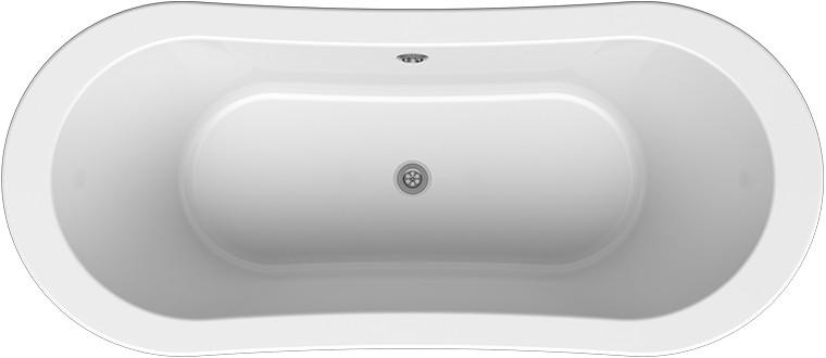 Акриловая ванна Radomir Орли