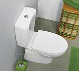 Унитаз-компакт Sanitana Pop + Гигиенический душ, фото 5