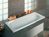 Чугунная ванна Roca Continental 21290200R 160x70 см, без антискользящего покрытия + смеситель для ванны с, фото 7