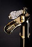 Смеситель Boheme Vogue Crystal 211-CRST для раковины, фото 2