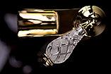 Смеситель Boheme Vogue Crystal 211-CRST для раковины, фото 4