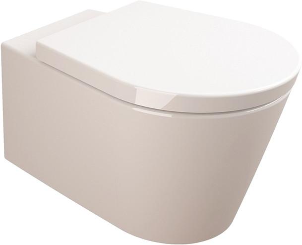 Унитаз подвесной Sanitana Glam + Гигиенический душ