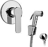 Унитаз подвесной Sanitana Glam + Гигиенический душ, фото 5