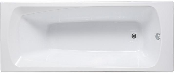 Акриловая ванна Aquanet Roma 160х70