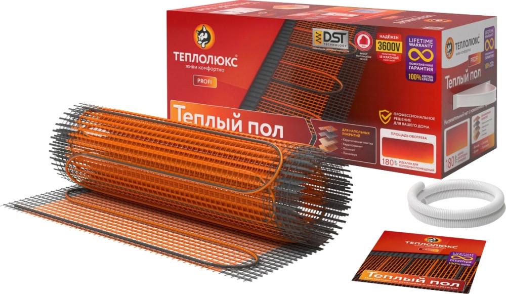 Теплый пол Теплолюкс ProfiMat 1260-7,0