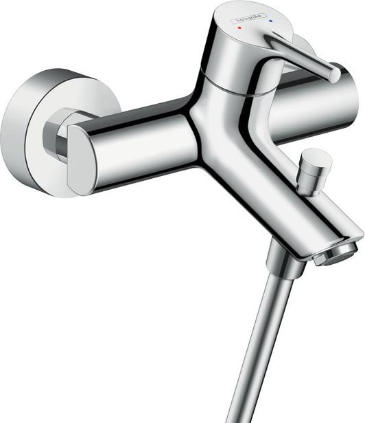 Смеситель Hansgrohe Talis S 72400000 для ванны с душем