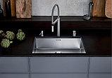 Мойка кухонная Blanco Claron700-U матовая, фото 2