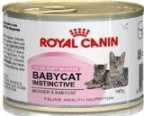 Royal Canin Babycat Instinctive Mousse Консервы Роял Канин для котят (195 гр)