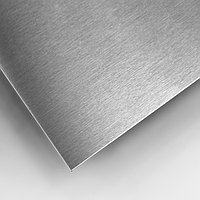 Нержавеющий лист 4 мм AISI 321