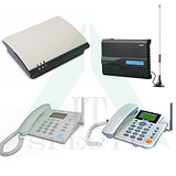 Аналоговые GSM шлюзы и стационарные GSM телефоны